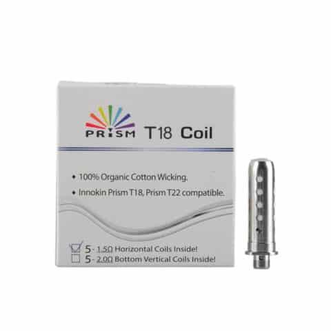 innokin_prism_t18_t22_coil, Innokin T18 & T22, T18 and T22