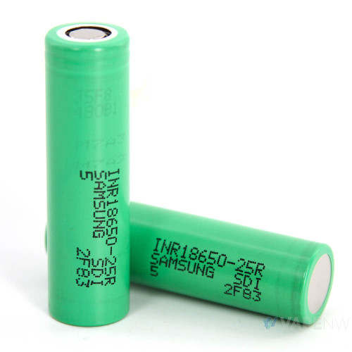 Samsung 25r, samsung-25r-18650-battery