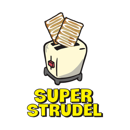 Blueberry Super Strudel, super-struddle-range