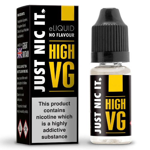 Nicotine shot-Just nic it