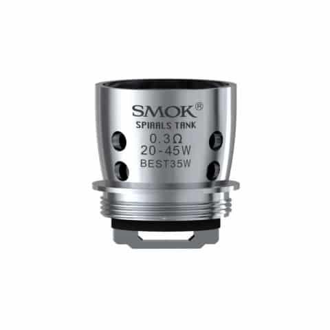 Smok Spiral 0.3 Ohm, smok-spirals-tank-coils-point3ohm