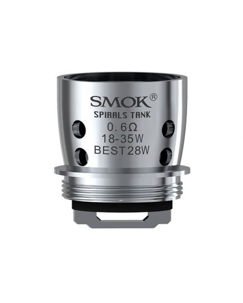 Smok Spiral pack, Smok Spiral 0.6ohm Replacement Coils Multi Pack, smok-spirals-tank-coils-point6ohm