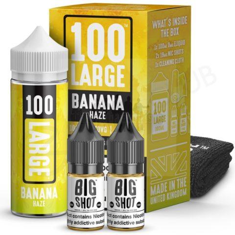 Banana Haze 100 Large