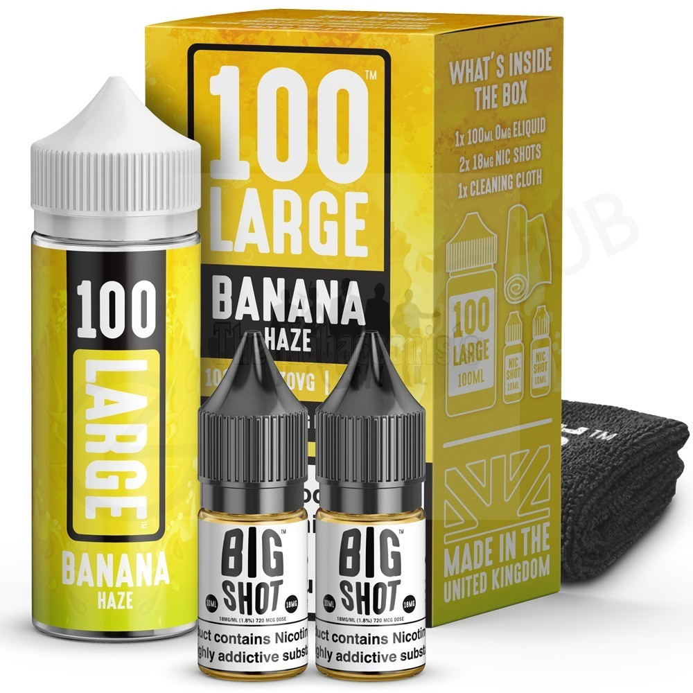 Banana Haze 100 Large