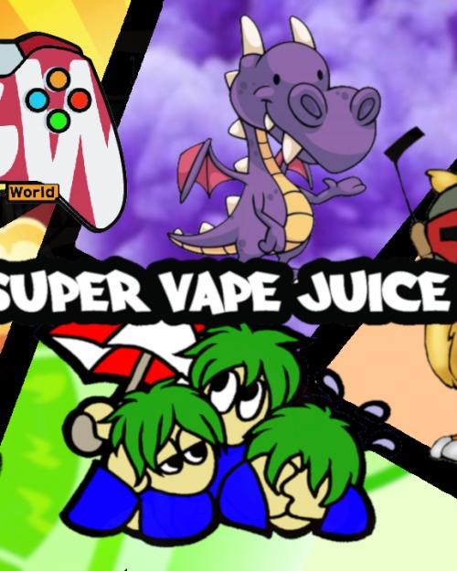 Super Vape Juices