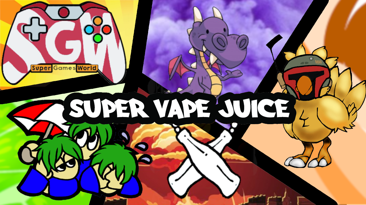 Super Vape Juices