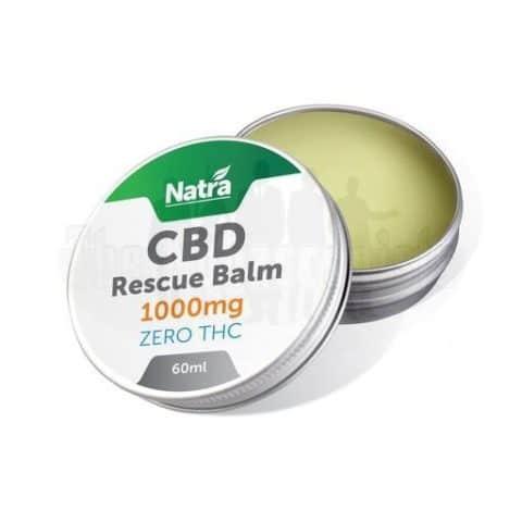 Natra-cbd-1000mg-rescue-balm, Natra-cbd-rescue-balm