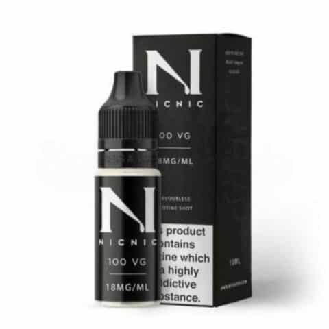 NicNic-18mg, NicNic-100vg