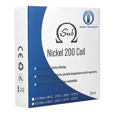 Isub nickel, Isub-nickel-clapton-0.2ohm-coil